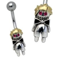 Cute Belly Bar - Little Zombie Boy
