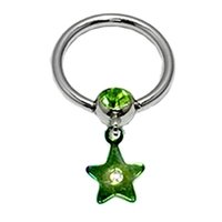 Star Jeweled CBR - Green
