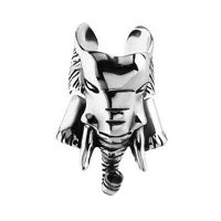 Surgical Steel Ear Cuff - Elephant