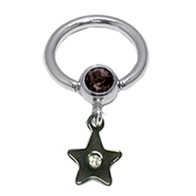 Star Jeweled CBR - Black