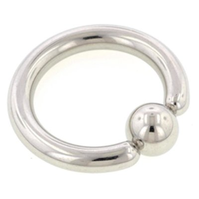 Surgical Steel Captive Bead Ring - 3.2mm