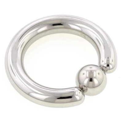 Surgical Steel Captive Bead Ring - 4mm