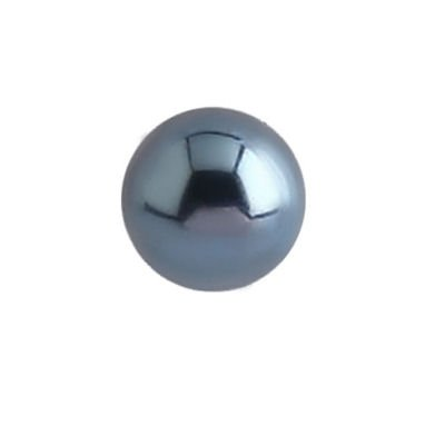 Titanium Threaded Ball - Light Blue